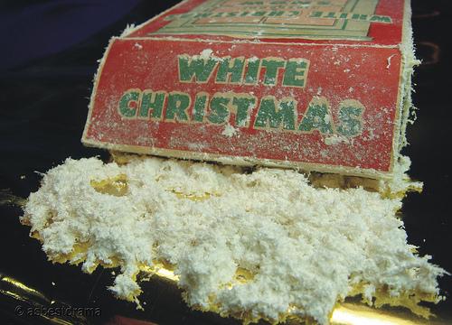 Asbestos-snow