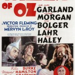 Wizard of Oz original poster