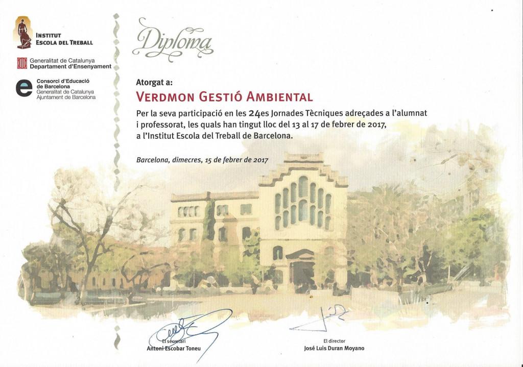 diploma verdmon